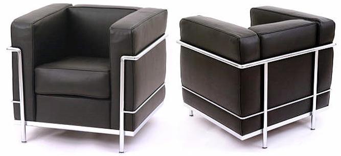 Modern Design Fauteuil.Le Corbusier Fauteuil Modern Design Klassiek Ontwerp De Design